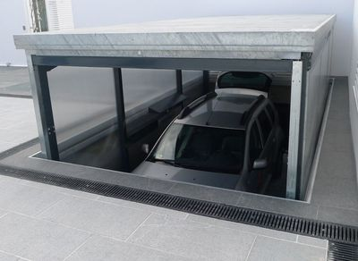 Ascenseur voiture 9 - LIFT SYSTEME