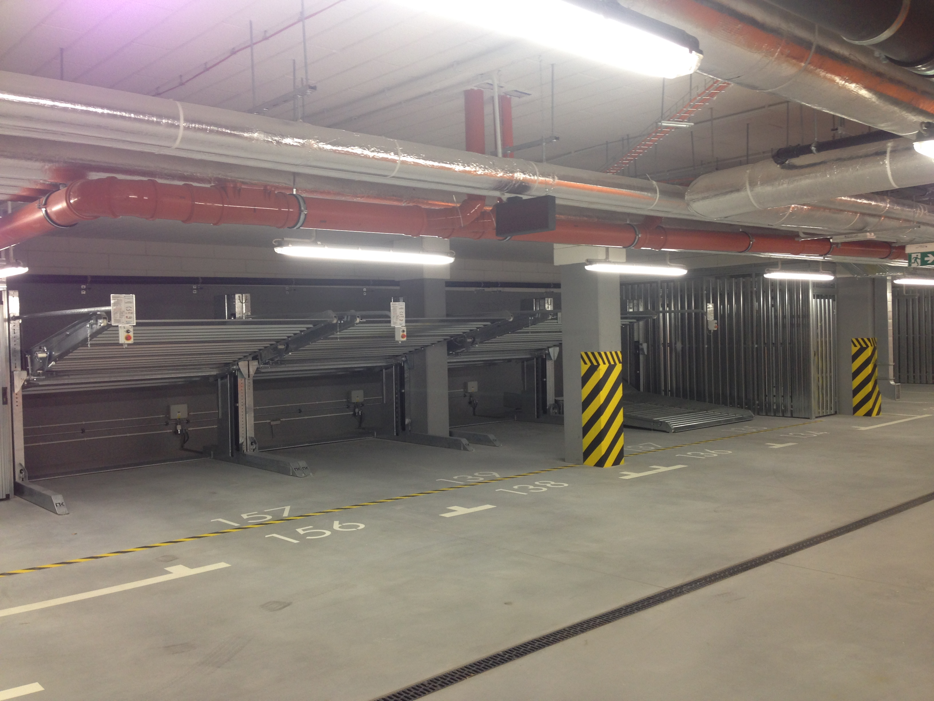 Doubleur de parking 8 FRANCE LIFT SYSTEME